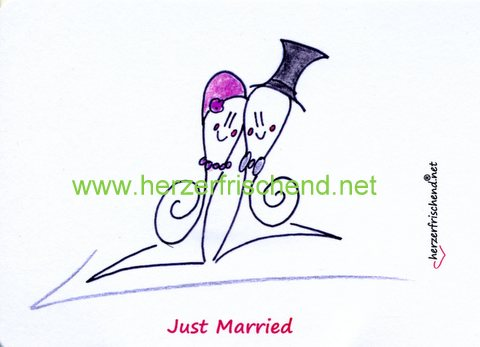 herzerfrischend-just-married